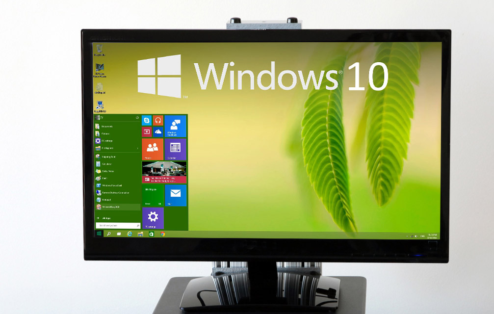 how to connect another monitor windows 10
