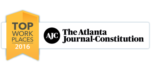 AJC Top Places to Work 2016