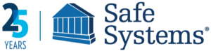 Safe Systems 25th Anniversary Logo