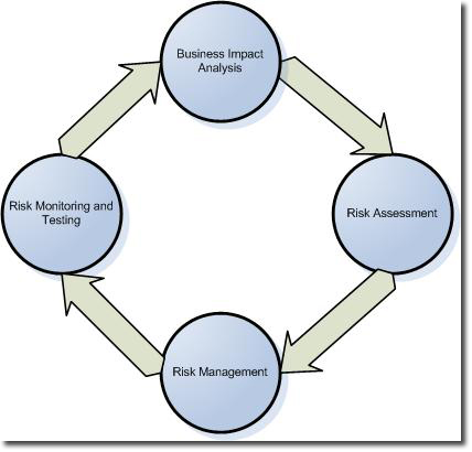 diagram of BIA workflow