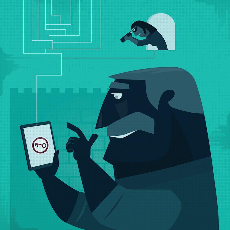 Managing IT Security