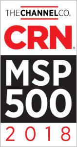 MSP 500 Award 2018