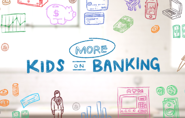 Watch More Kids on Banking