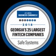 Georgia's 25 Largest FinTech Companies