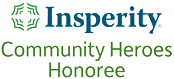 Insperity Community Heroes Award